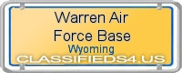 Warren Air Force Base board